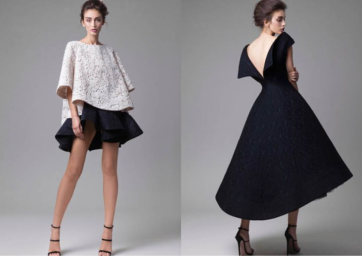 Krikor jabotian S/S16 collection