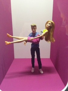 Barbie and Ken ©Emilie Heyl