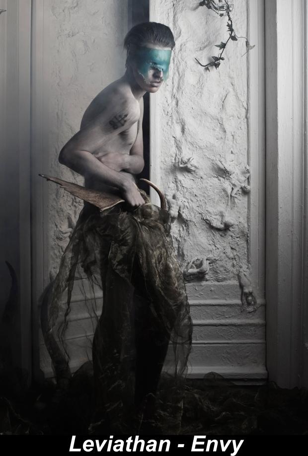"""Envy"" from the 7 Sins collection by Iain © Iain Burton Legge"