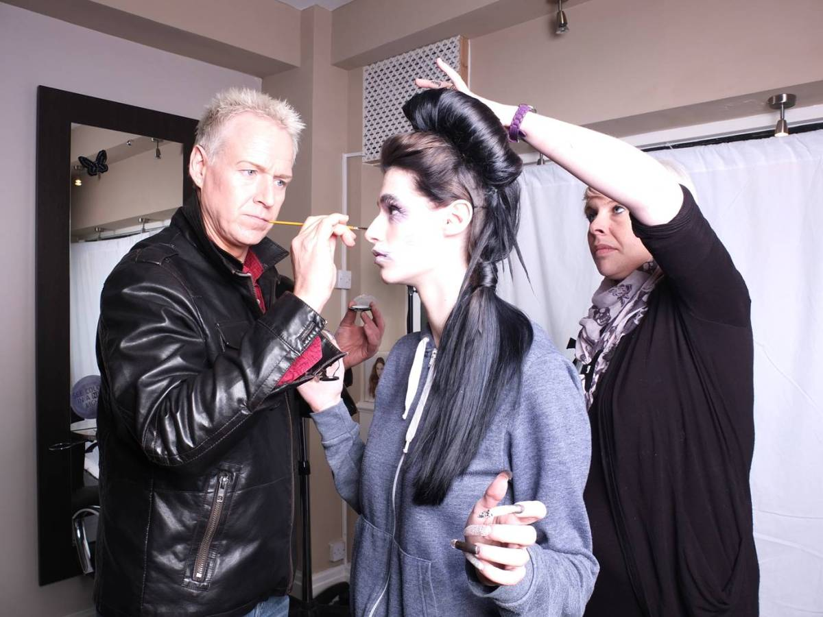 Interview With A Makeup Artist: Iain Burton Legge