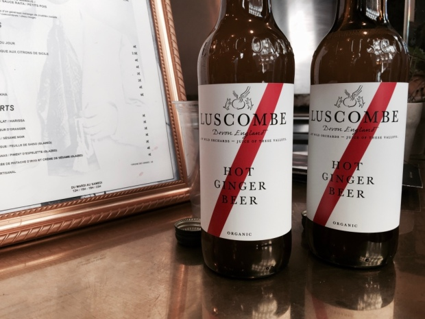 Luscombe Ginger Beer © Hailey Edy
