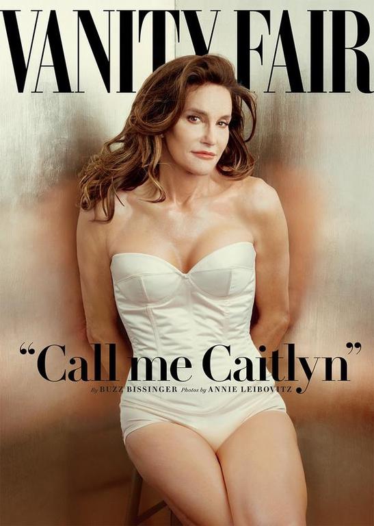"""Call me Caitlyn"" Vanity Fair cover / ©Vanity Fair"