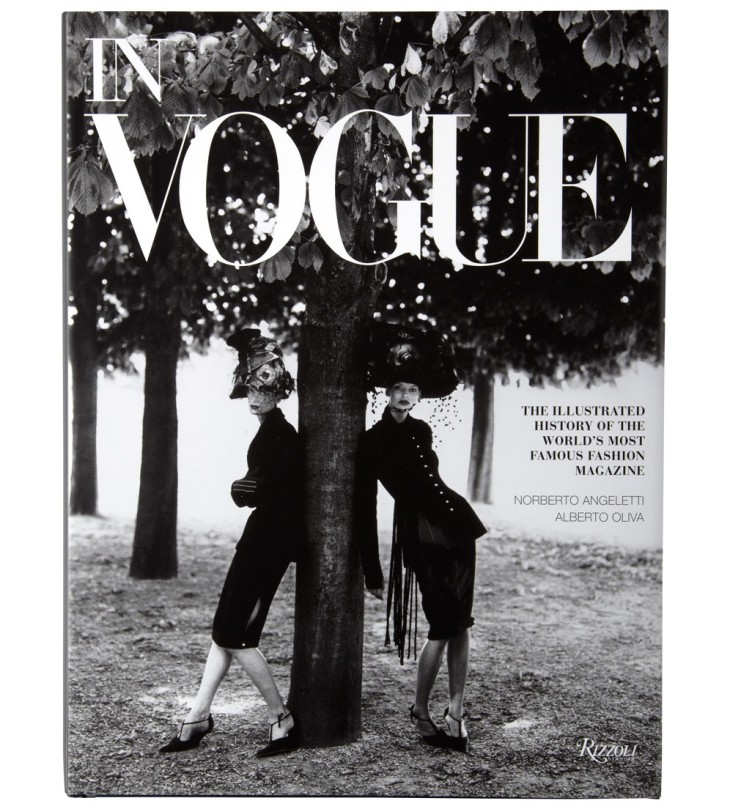 In Vogue: The Illustrated History of the World's Most Famous Fashion Magazine, © Just one eye