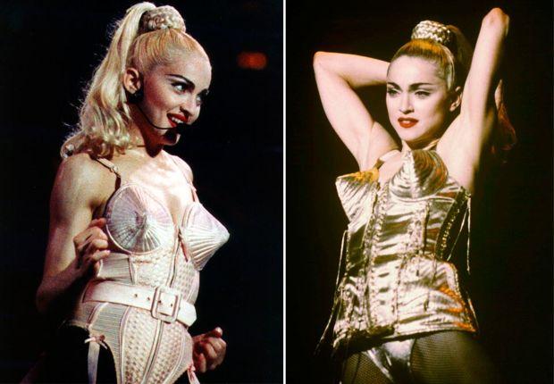 Madonna Cone Bra