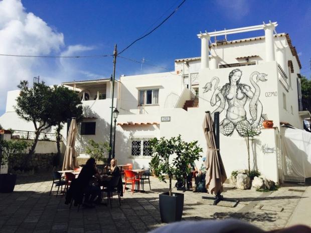 Mermaid Wall Art, Capri © Hailey Edy