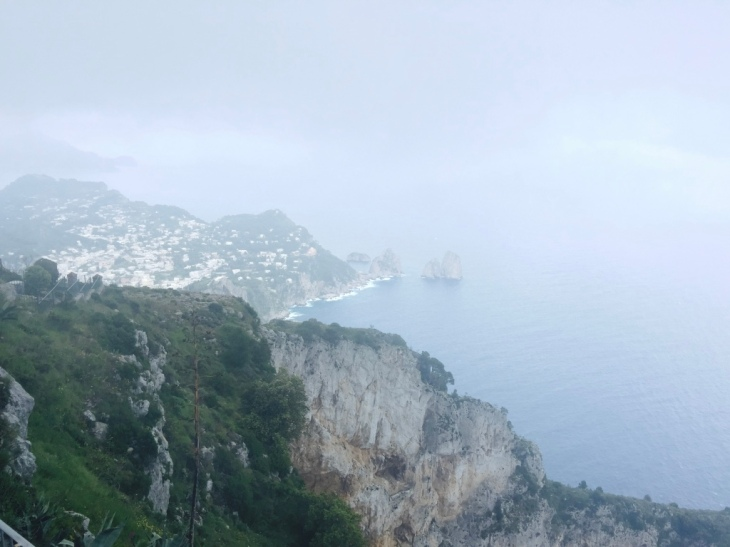 Highest Point, AnaCapri © Hailey Edy
