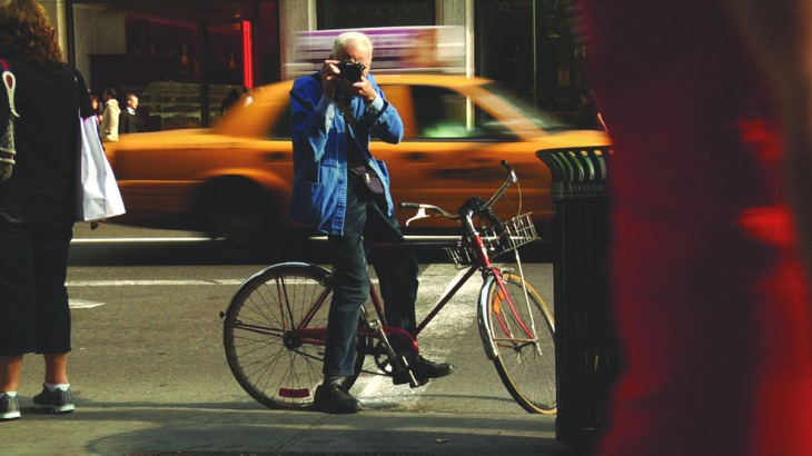 Bill Cunningham © The New York Times and First Though Films