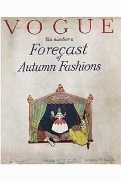 September 2016: first British Vogue issue ©Vogue