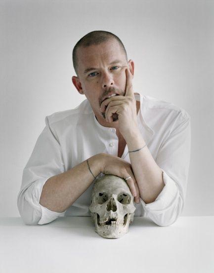 Alexander McQueen shot by Tim Walker ©Tim Walker