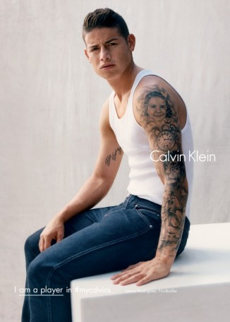 Football Player James Rodriguez