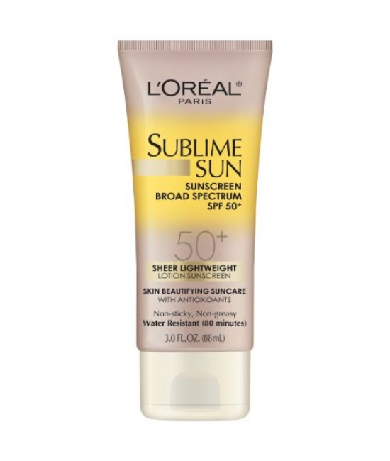 L'Oréal Paris Sublime Sun Advanced