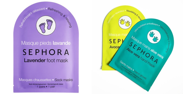 Sephora Hand and Foot Masks