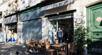 Fondation Cafe
