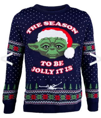 Yoda Christmas Jumper | Truffle Shuffle