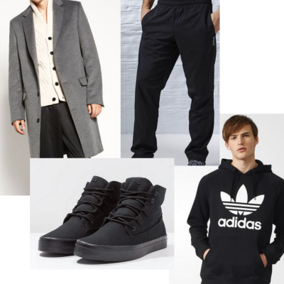 Sportswear and Smart Casual