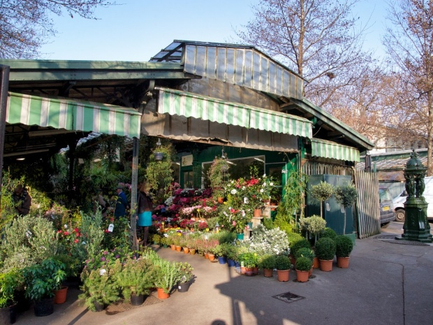 Marche-aux-Fleurs-Reine-Ile-de-la-Cite-Paris-France