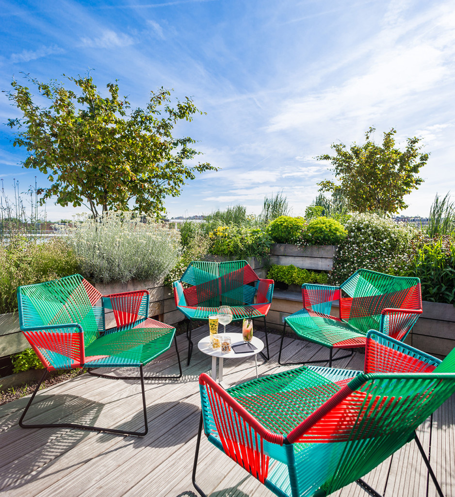3 Must Go Rooftop Bars In Paris Ifa Fashion Blog