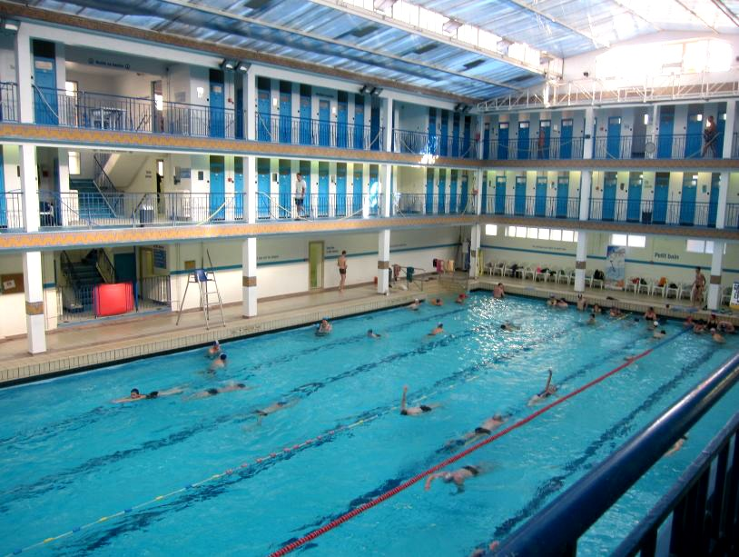 top 3 public swimming pools in paris