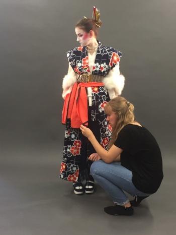 A Modern Geisha