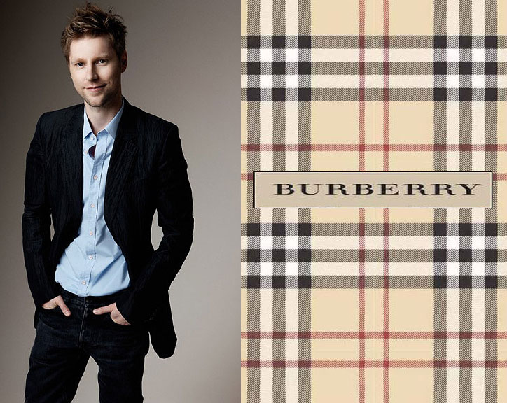 Christopher Bailey Creative Director of Mulberry