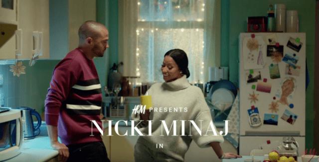 H&M Presents Nicki Minaj