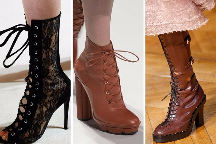 fall_winter_2017_2018_shoes_trends_lace_up_shoes_boots