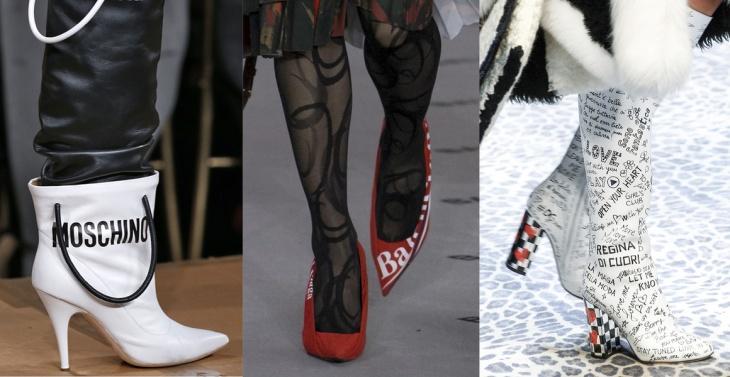 impressions_Moschino, Balenciaga and Dolce & Gabbana