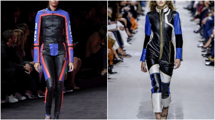 FENTY PUMA & DIOR color-blocked Jumpsuits