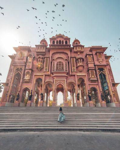 Jawahar palace